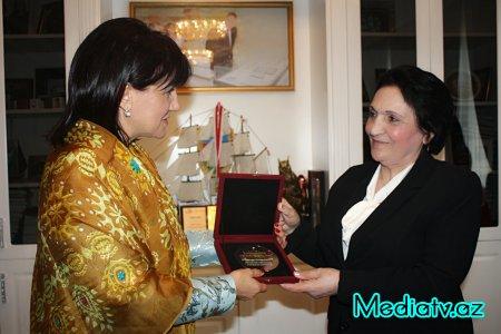 Bolqarıstan Milli Assambleyasının sədrinin rəhbərlik etdiyi nümayəndə heyəti  BSU-da olub