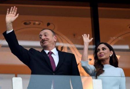 Prezident cüdo üzrə dünya çempionatının açılışında