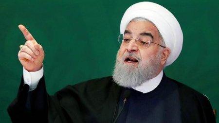 Ruhani terror aktına görə Fars körfəzi ölkəsini ittiham etdi