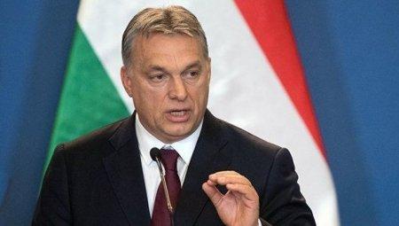 Macarıstanın baş naziri Türkiyənin tərəfini tutdu