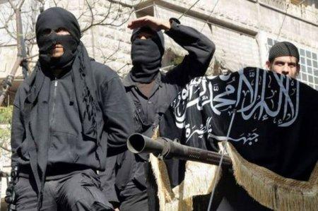 """İŞİD Suriyada """"Ən-Nüsra""""ya hücum etdi"""