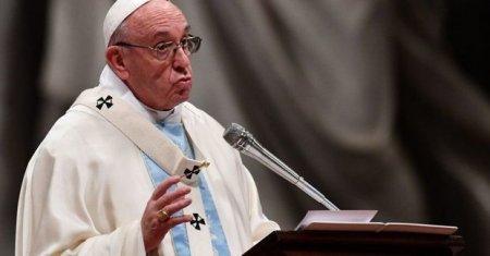 Roma papası abortu sifarişli qətllə eyniləşdirdi