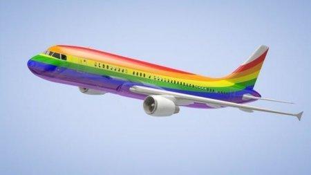 Tarixdə ilk LGBT aviareysi açılacaq