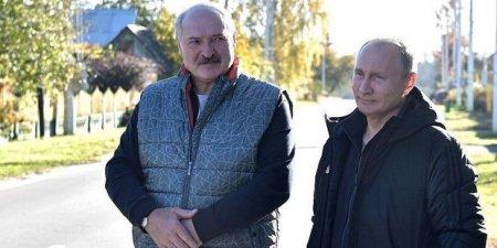 Lukaşenko Putinə kiçik vətənini göstərdi
