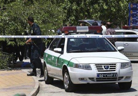 İranda terrorçular məhv edildi