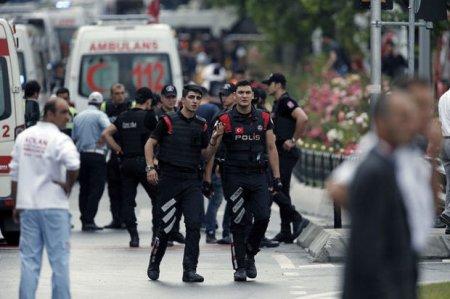 İstanbulda qaçaq məhkum küçədə 11 nəfəri bıçaqladı