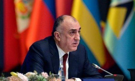 Məmmədyarov: Ermənistan ölkəmə qarşı hərbi təcavüzü davam etdirir